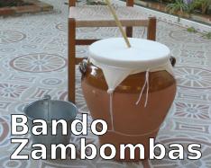 Acceso a Bando de Zambombas