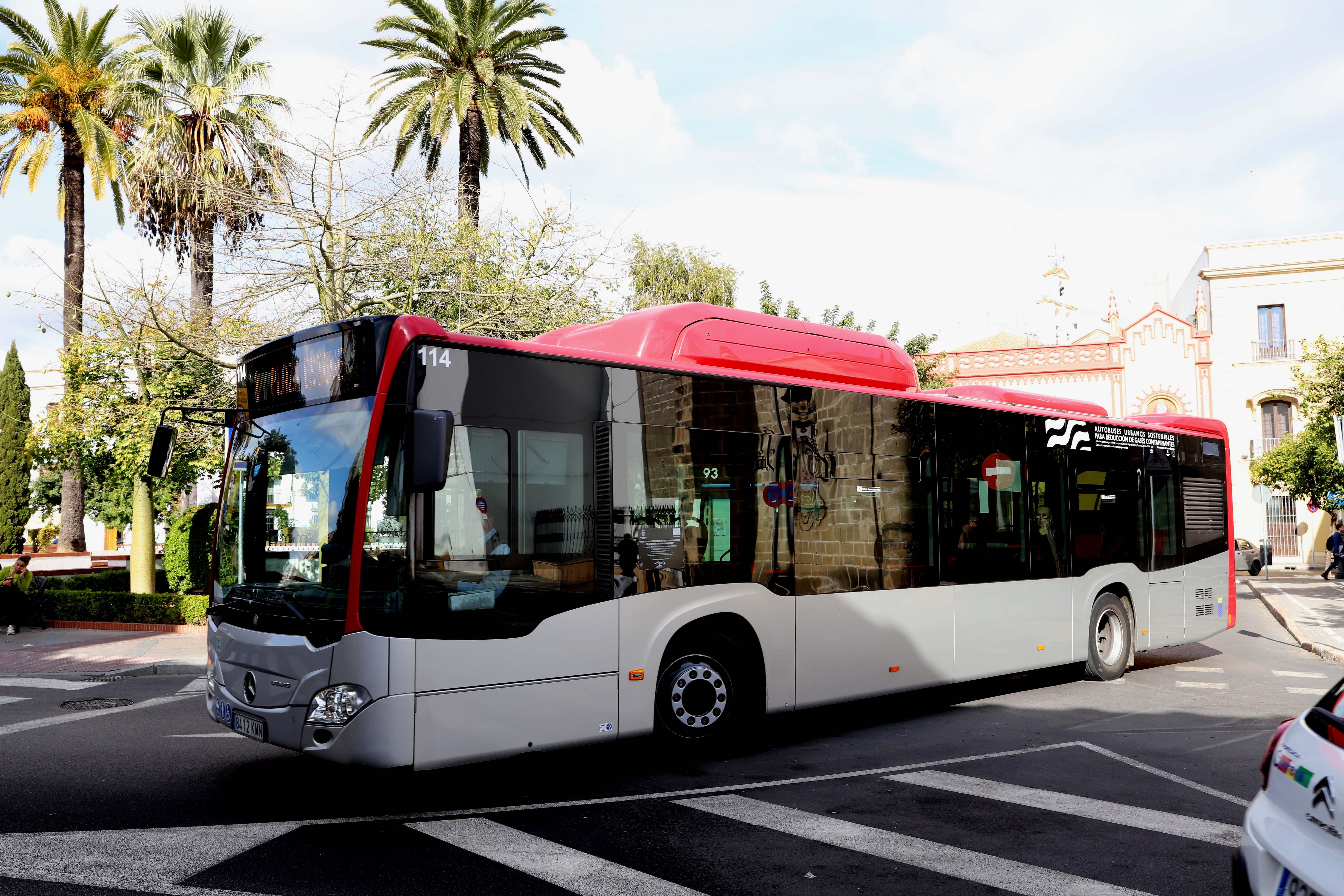 Imagen de autobús urbano