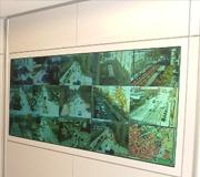 Imagen pantalla de Centro de Control de Tráfico