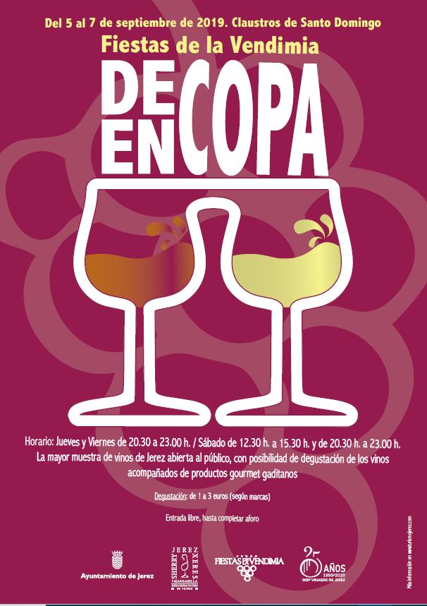Expo 'De copa en Copa'