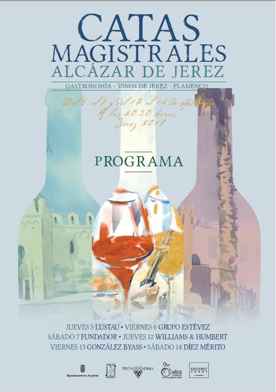 Catas Magistrales en El Alcázar