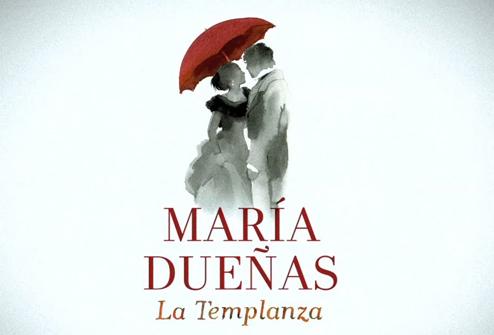 Portada del libro de María Dueñas