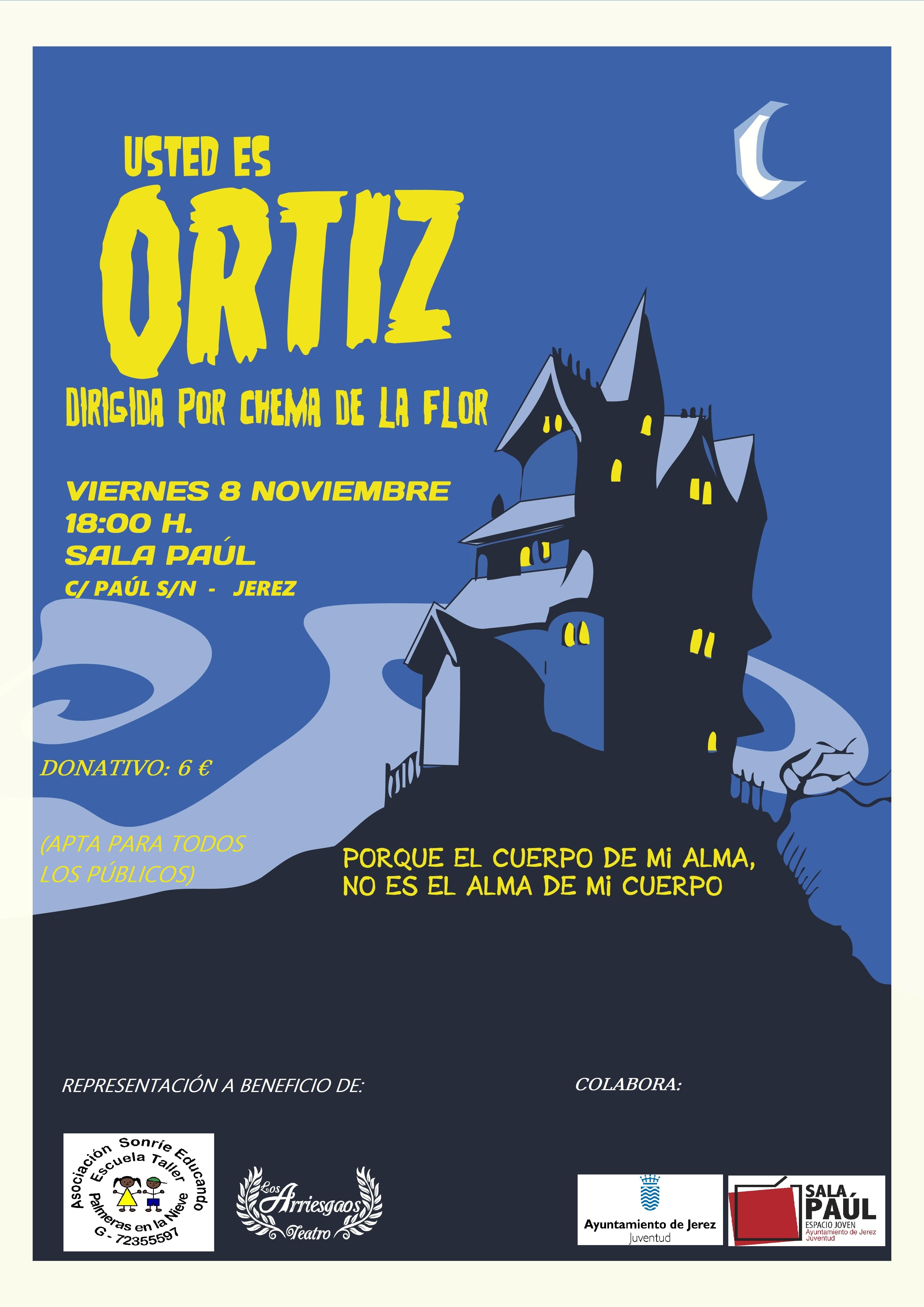 Teatro Uste es Ortiz