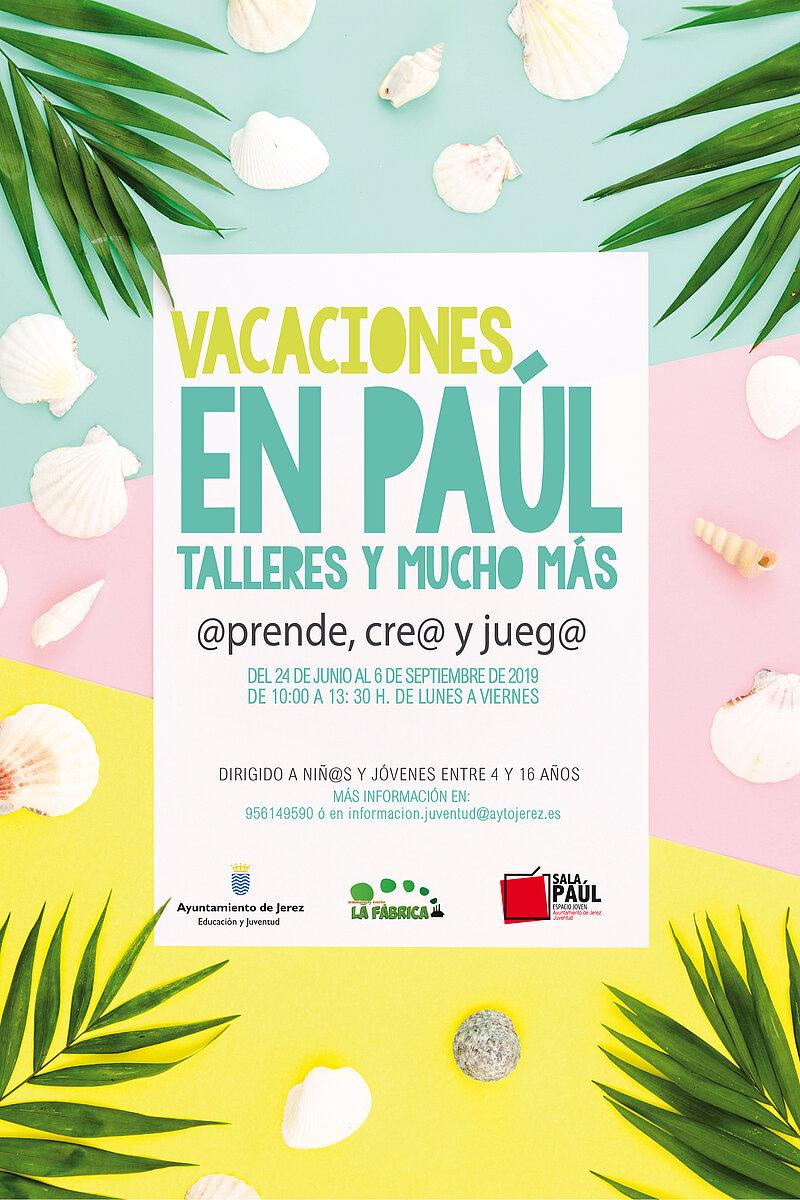 Vacaciones en Paul
