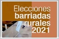 Elecciones barriadas rurales 2021