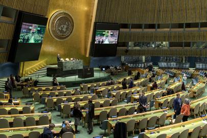 Imagen de ONU-Asamblea General