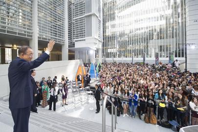 Foto ONU-LLamada a la acción 2015-2030