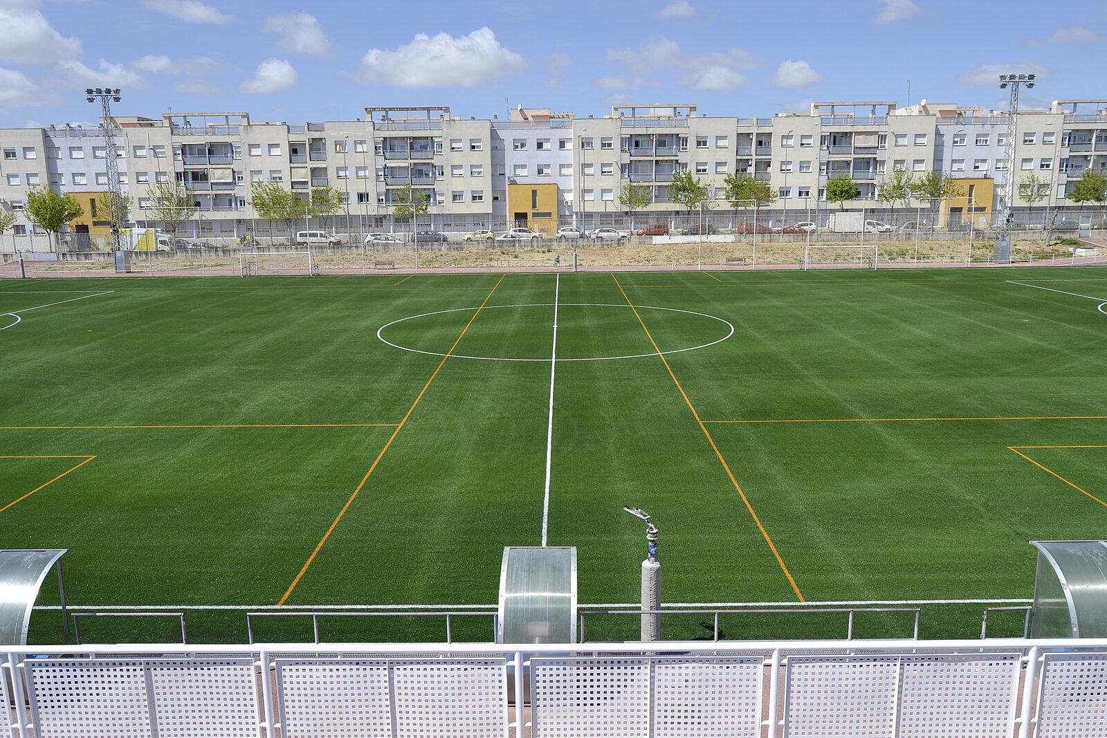 Campos de Fútbol La Granja