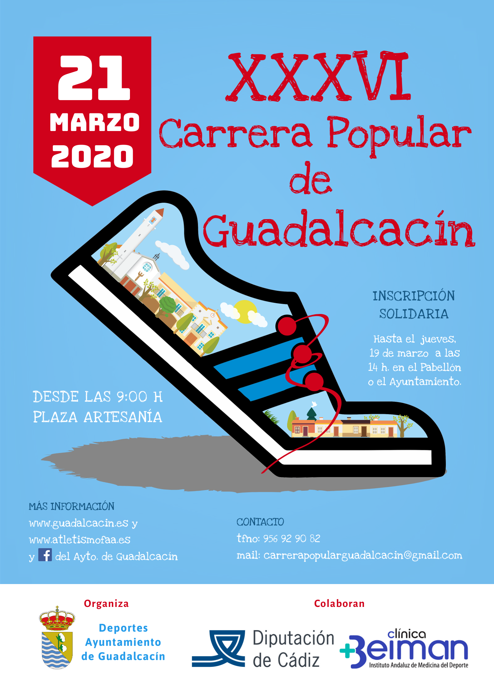 Carrera Popular Guadalcacin