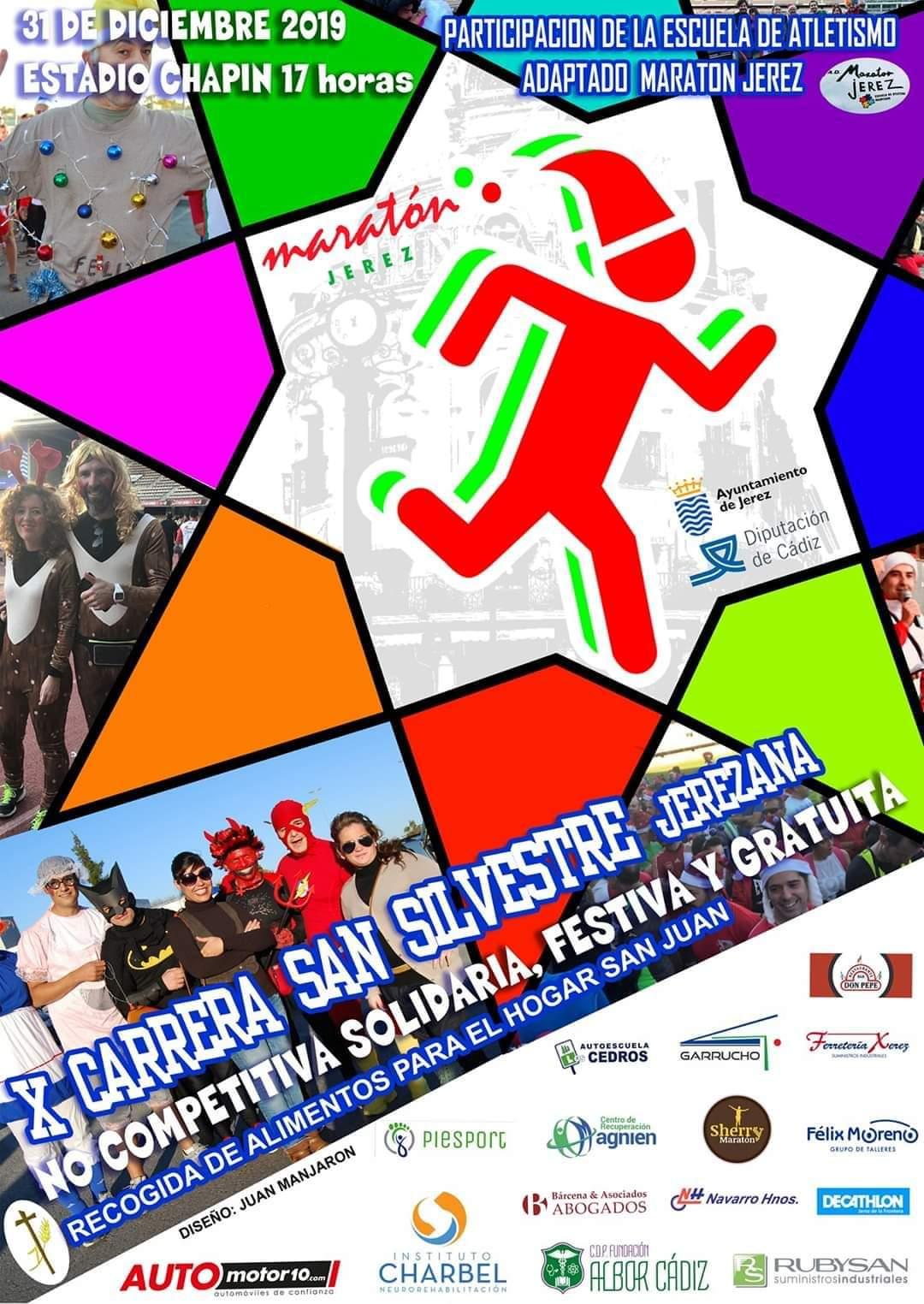 San Silvestre Jerez 2019