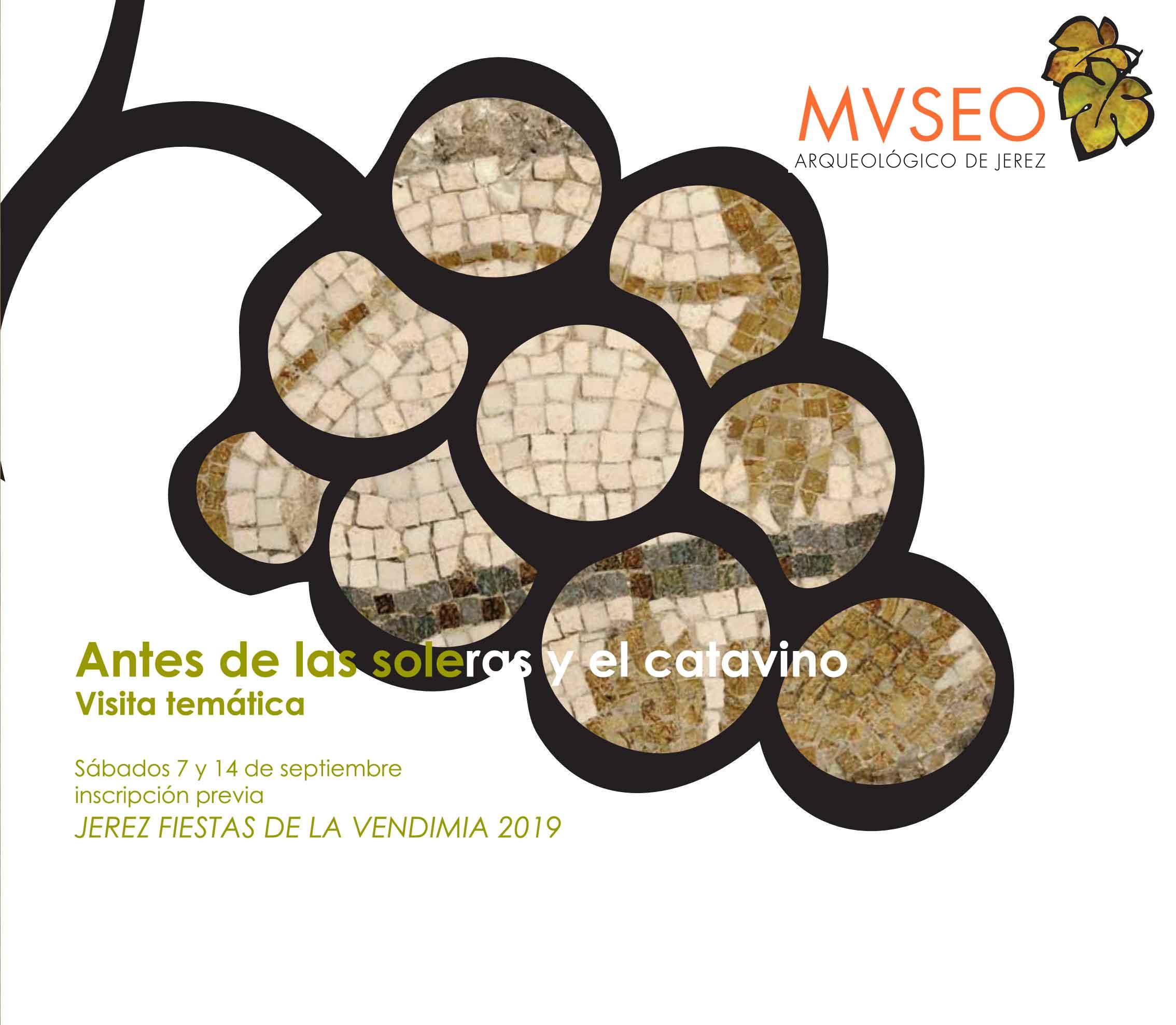 Visita temática del vino de Jerez