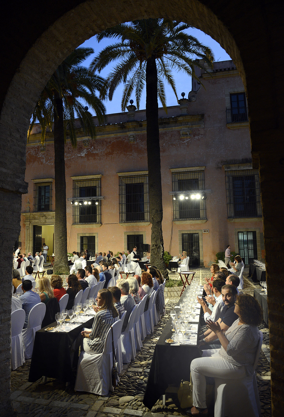 Catas Magistrales en el Alcázar de Jerez