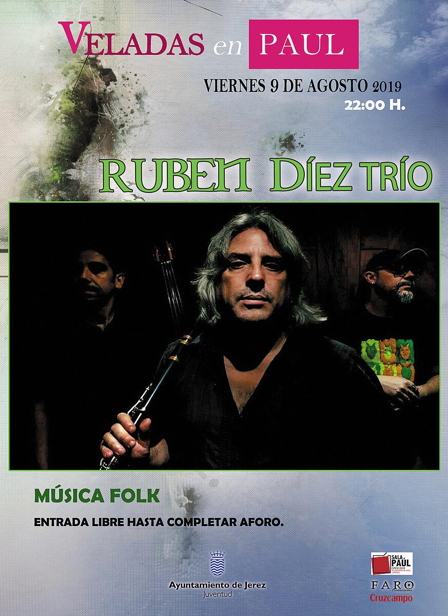 Concierto Ruben Diez Trio