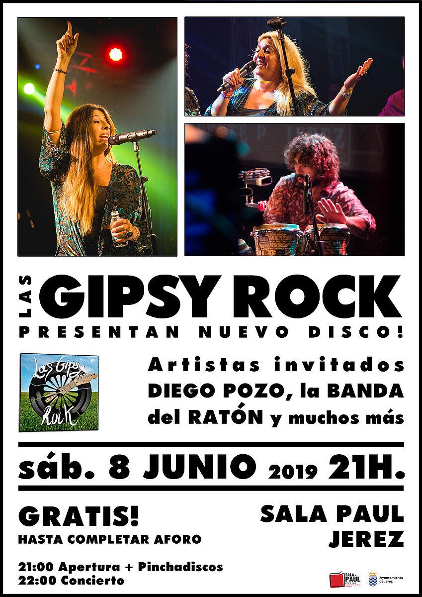 Concierto Gipsy Rock