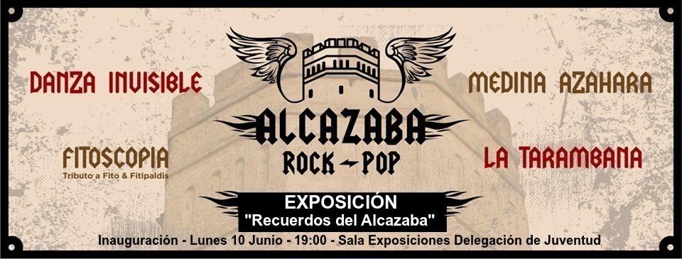 Exposición Recuerdos del Alcazaba