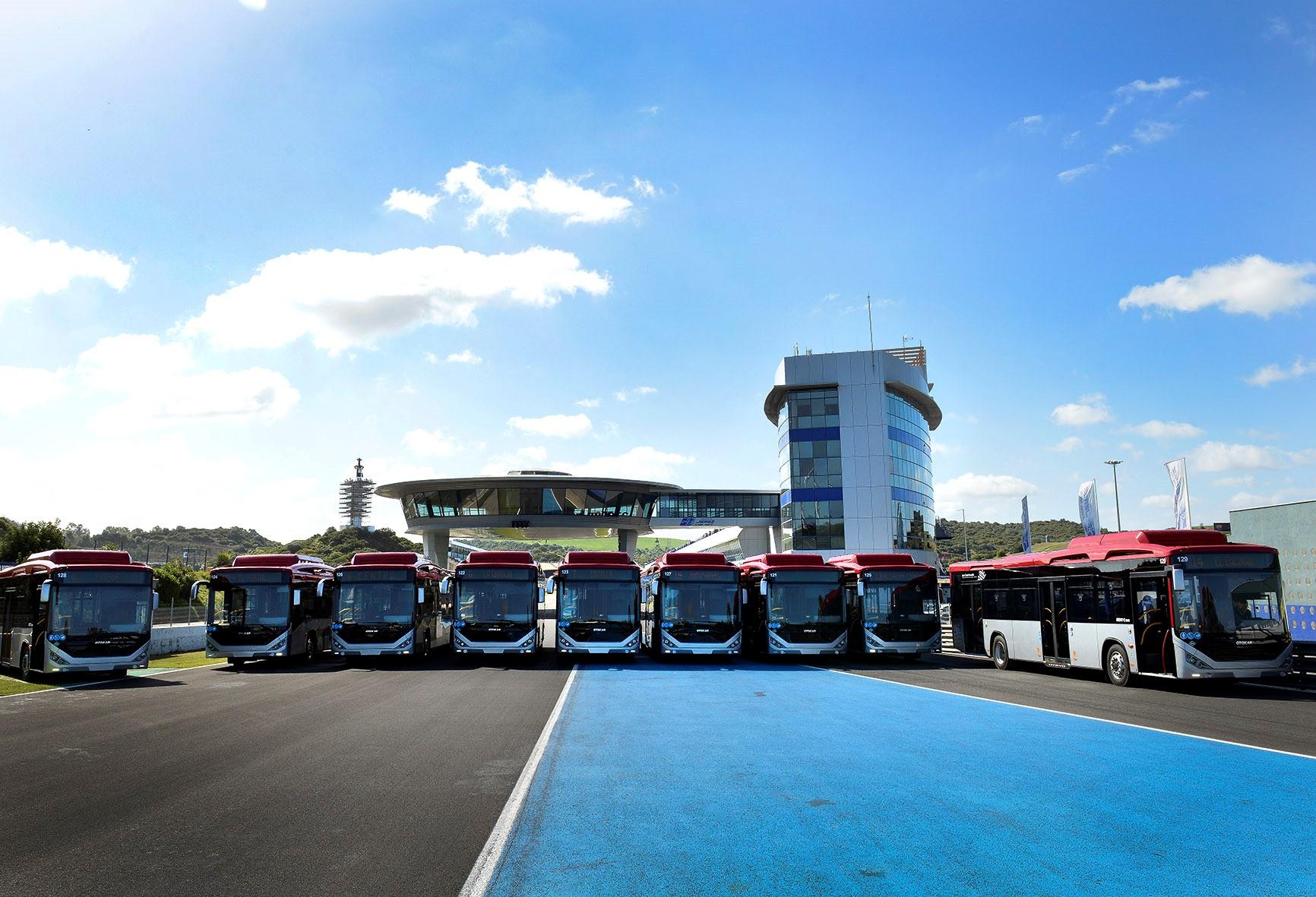 Imagen autobuses
