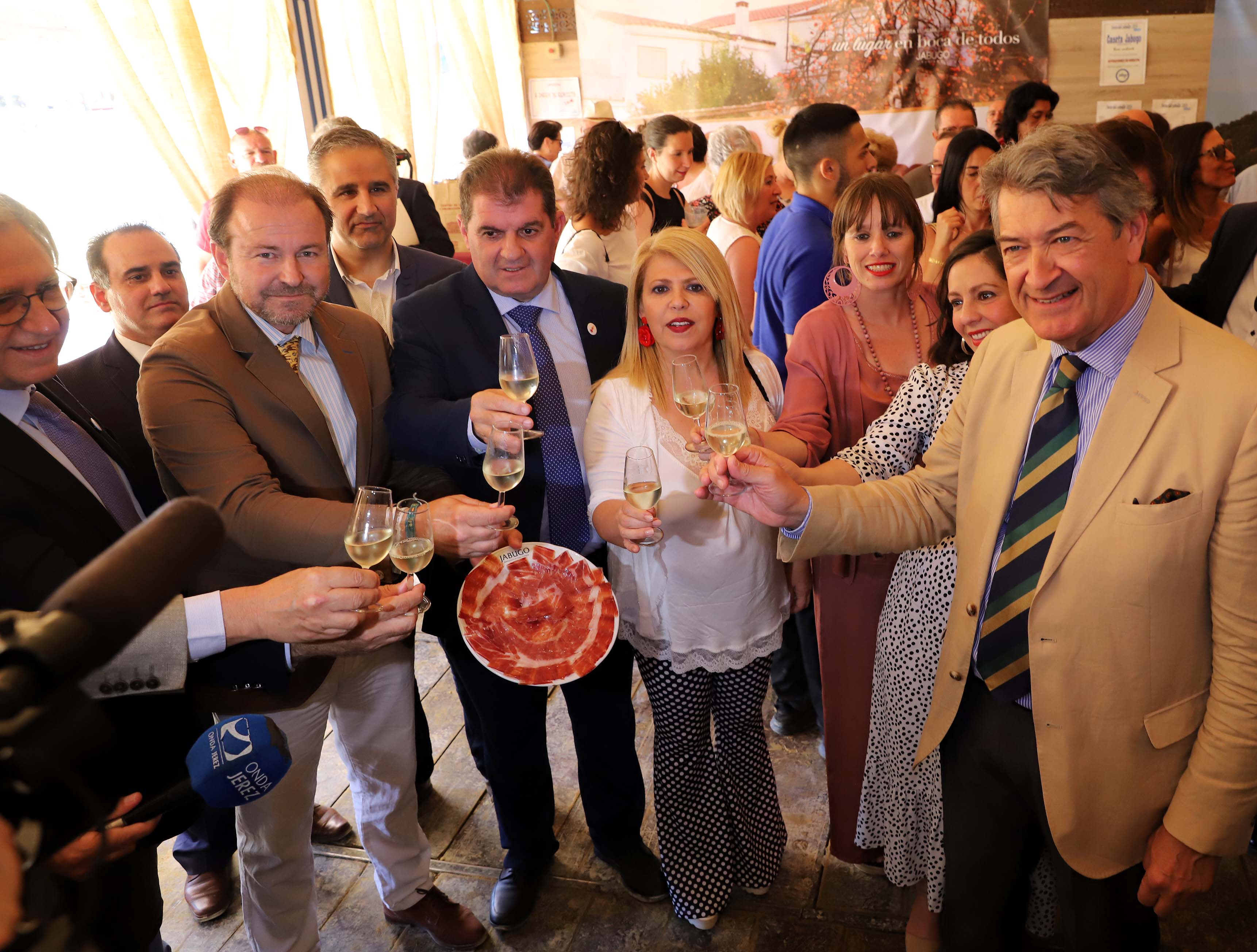 Jabugo Feria de Jerez