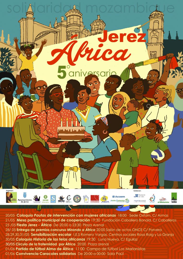 Fiesta Jerez-África