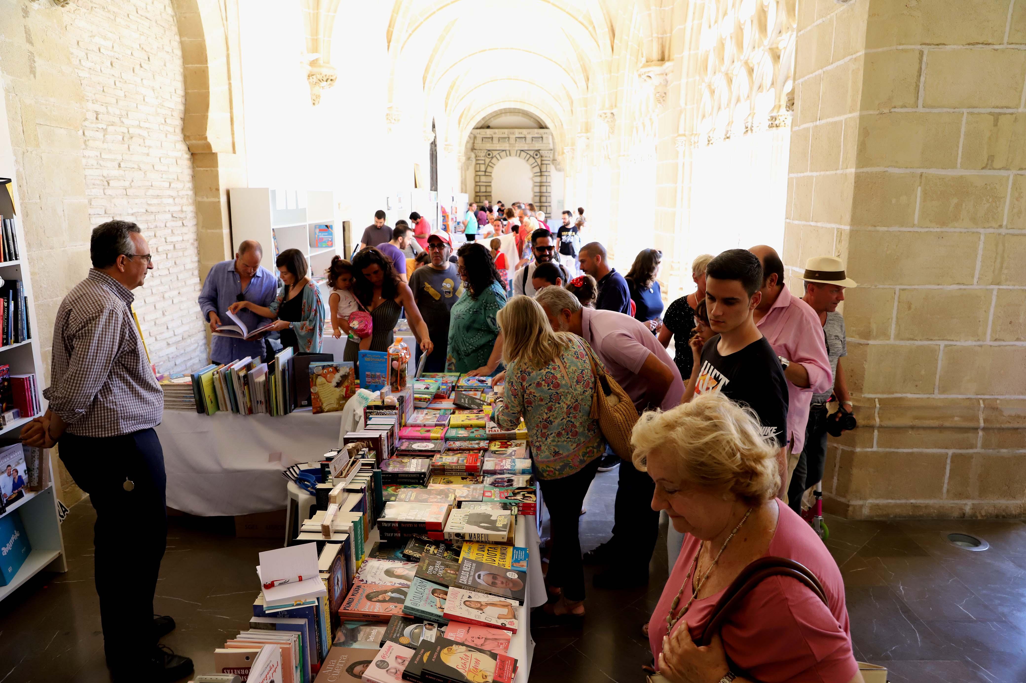 Feria del Libro de Jerez