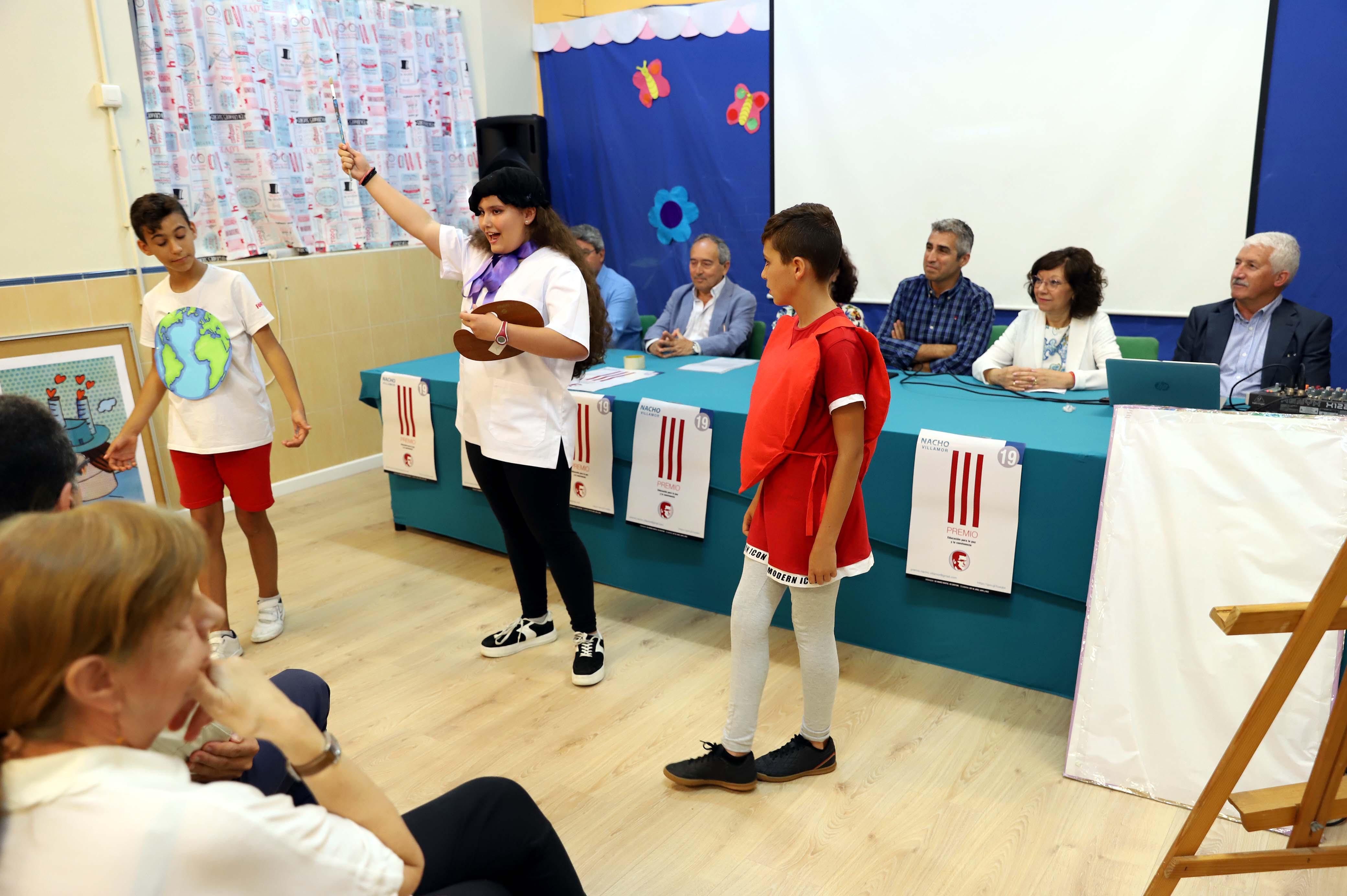 Entrega Premios Nacho Villamor