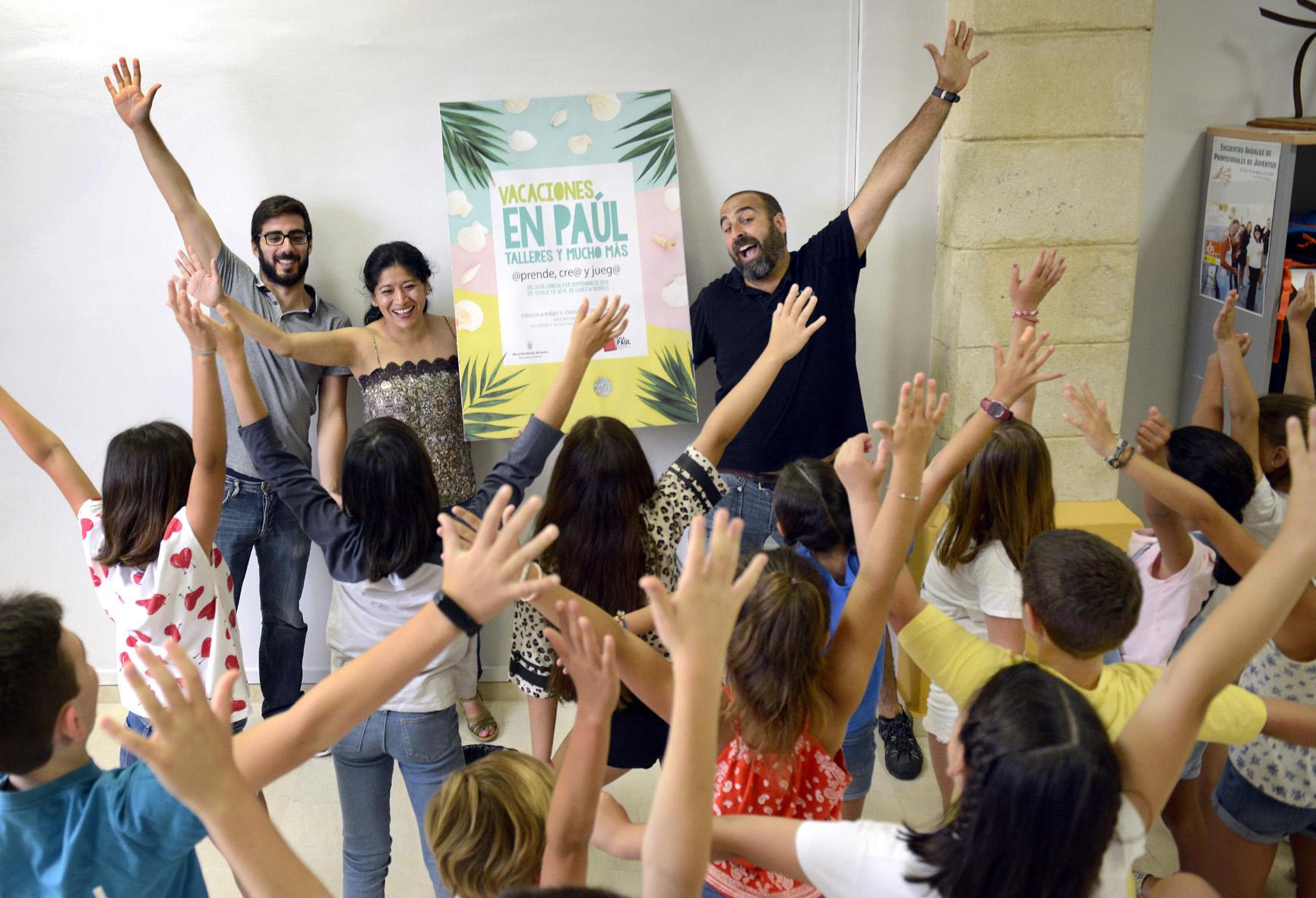 Ana Hérica Ramos en la bienvenida de la iniciativa