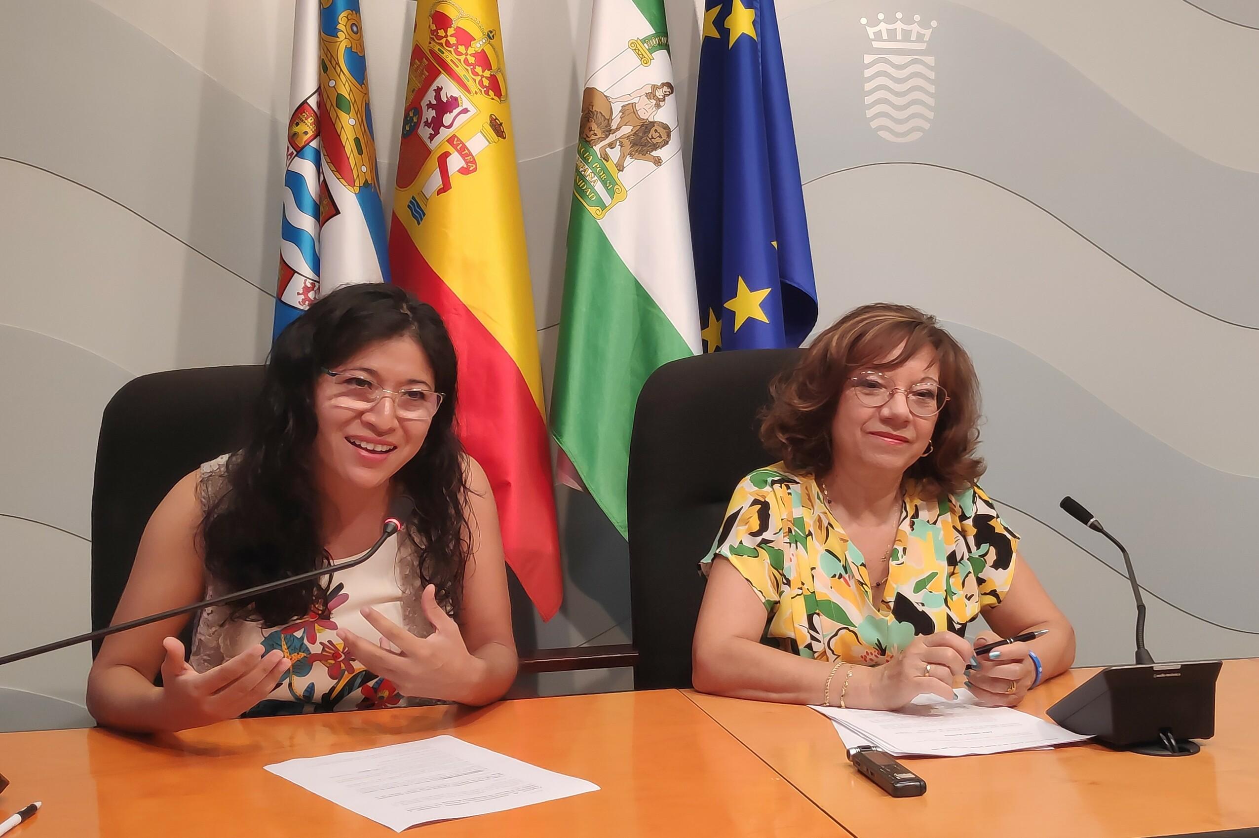 Collado y Herica Ramos