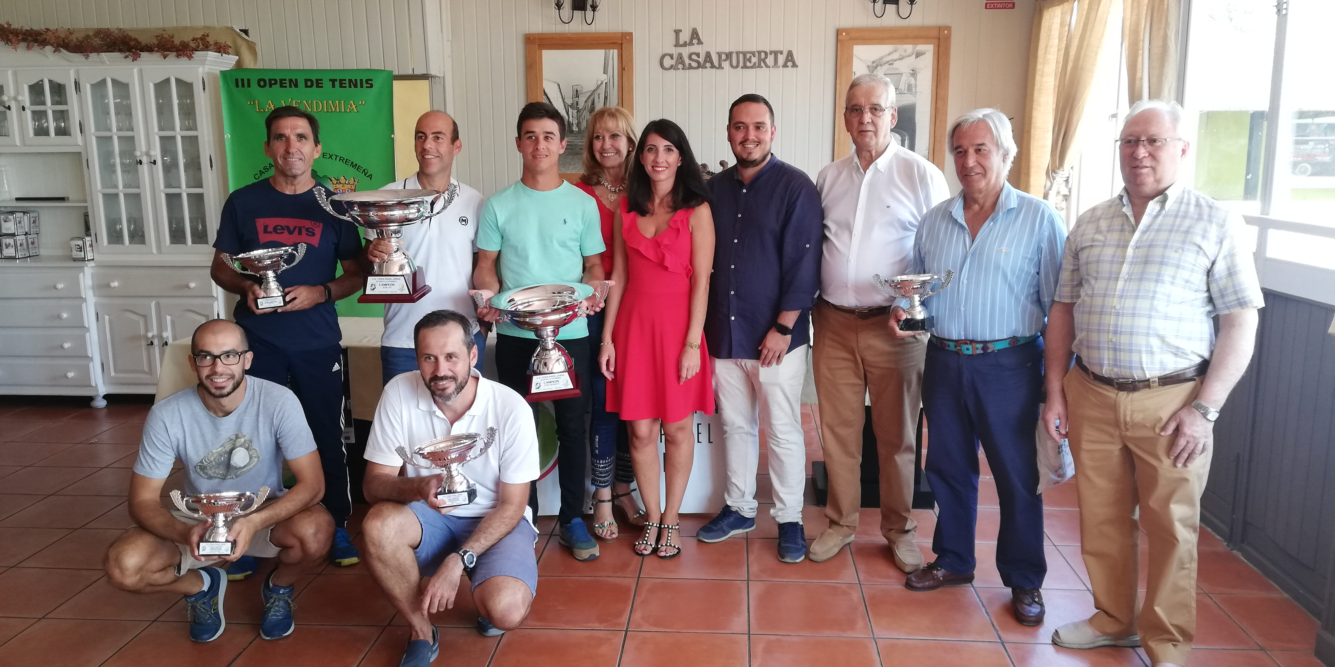 Alba fecilita open Tenis