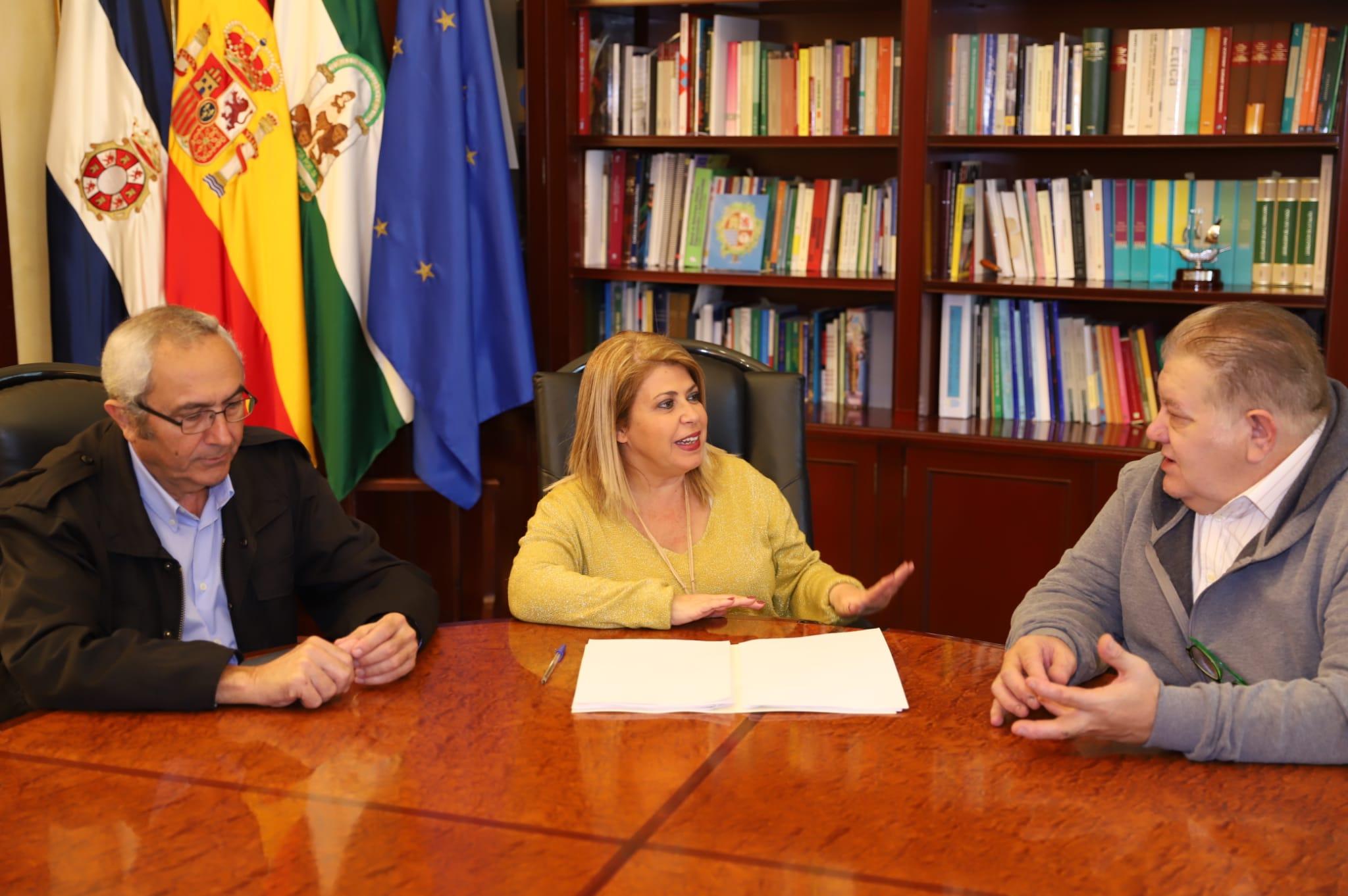 Alcaldesa - José Manuel Trillo