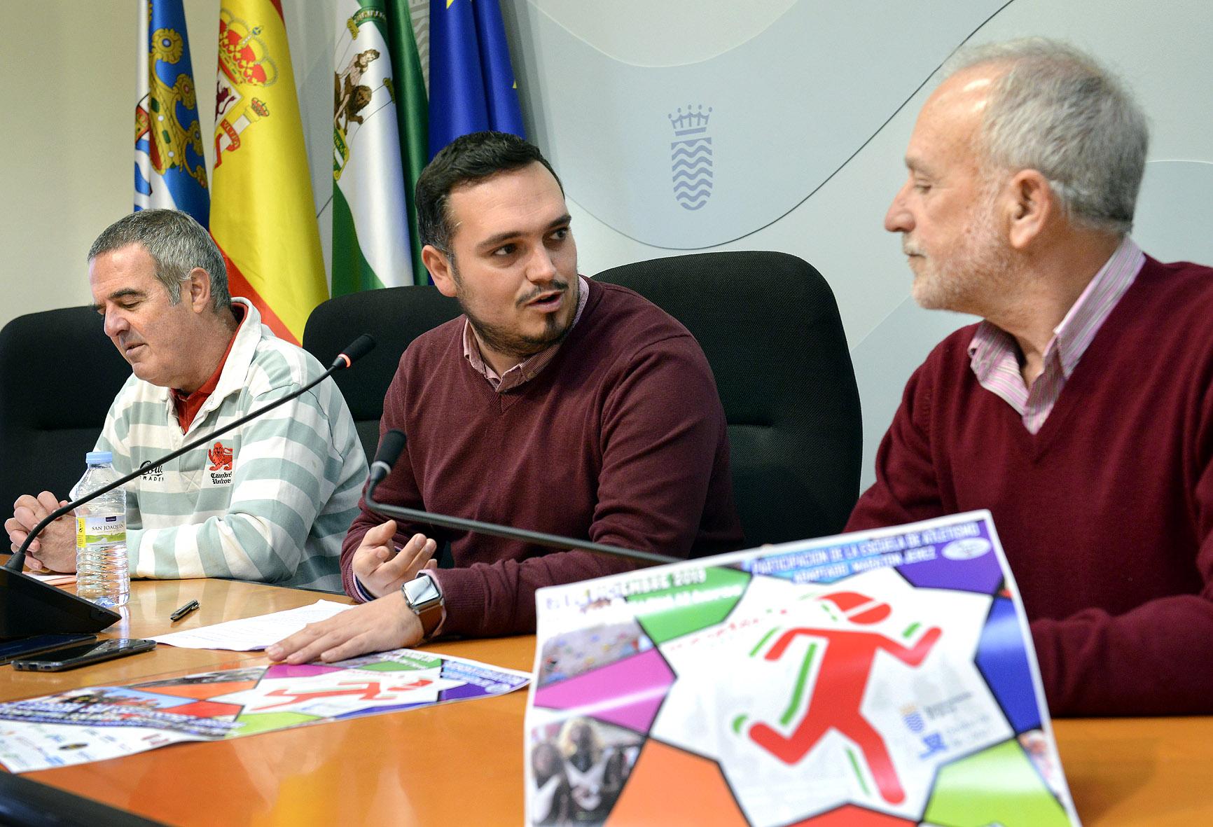 Presentación San Silvestre. Archivo. 2019