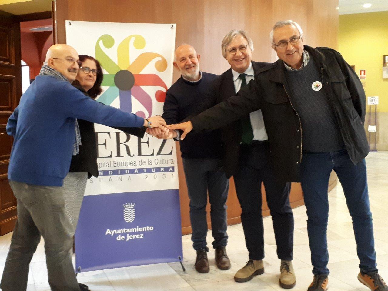Jerez capitalidad sindicatos