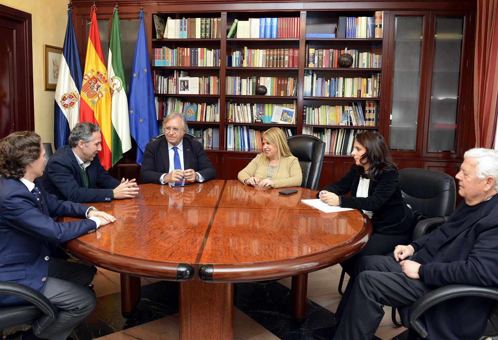 Alcaldesa Cátedra de Flamencología