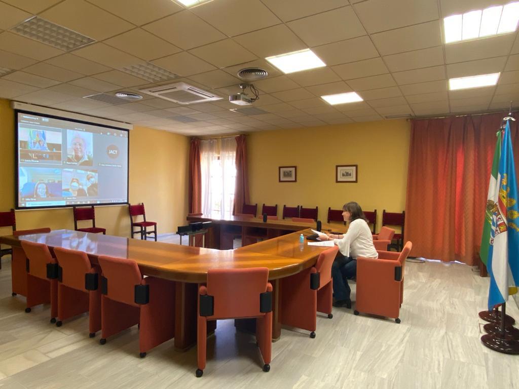 JGL videoconferencia