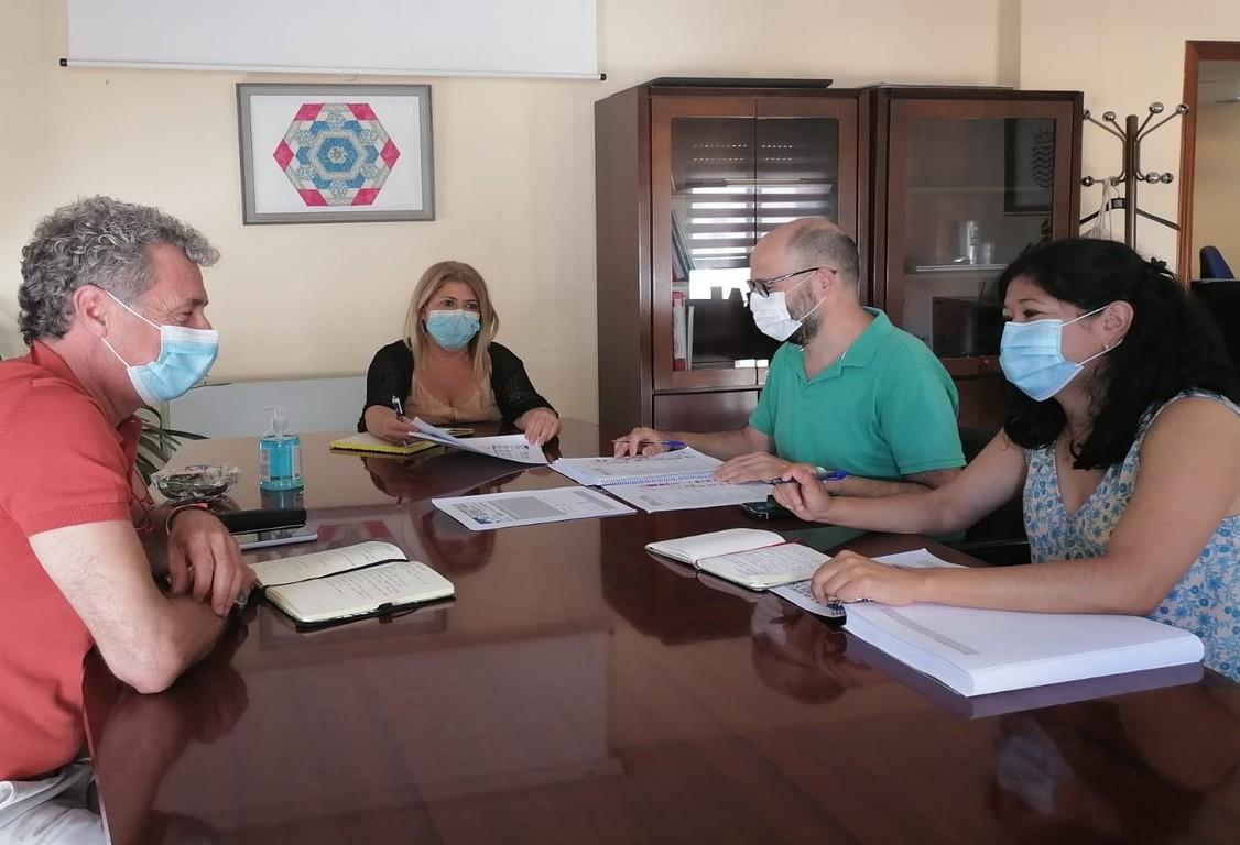 Alcaldesa-Vivienda reunión aportaciones ciudadanas