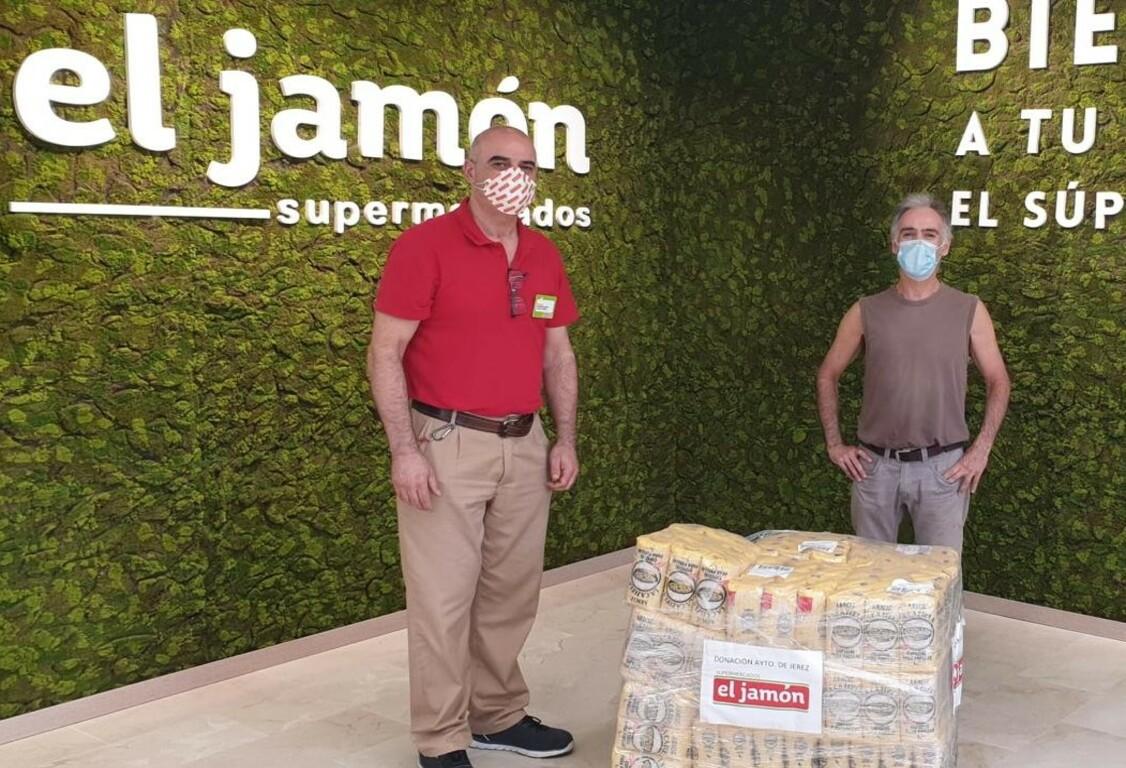 Donación El Jamón