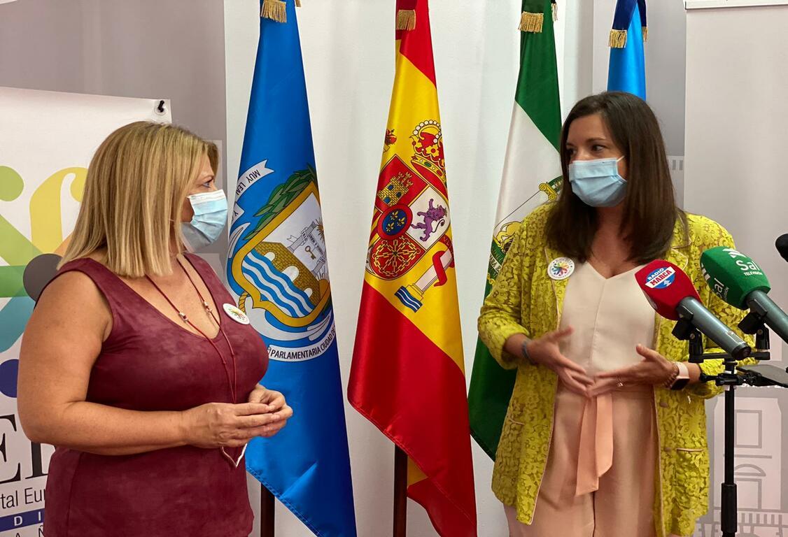 Alcaldesa en San Fernando Capitalidad Cultura