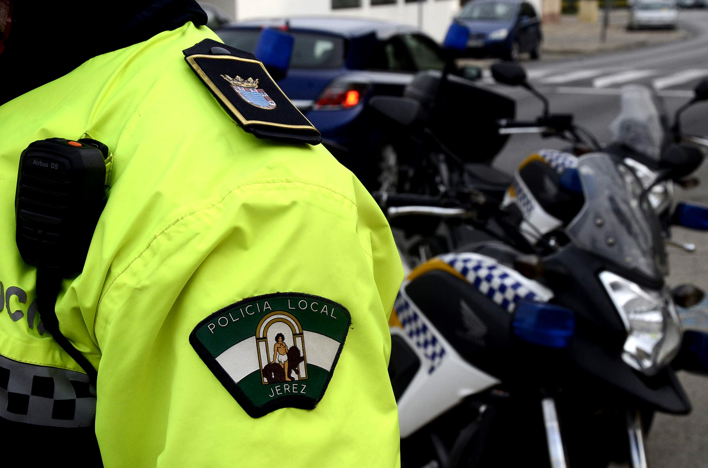 Policía Local. Fotografía de archivo