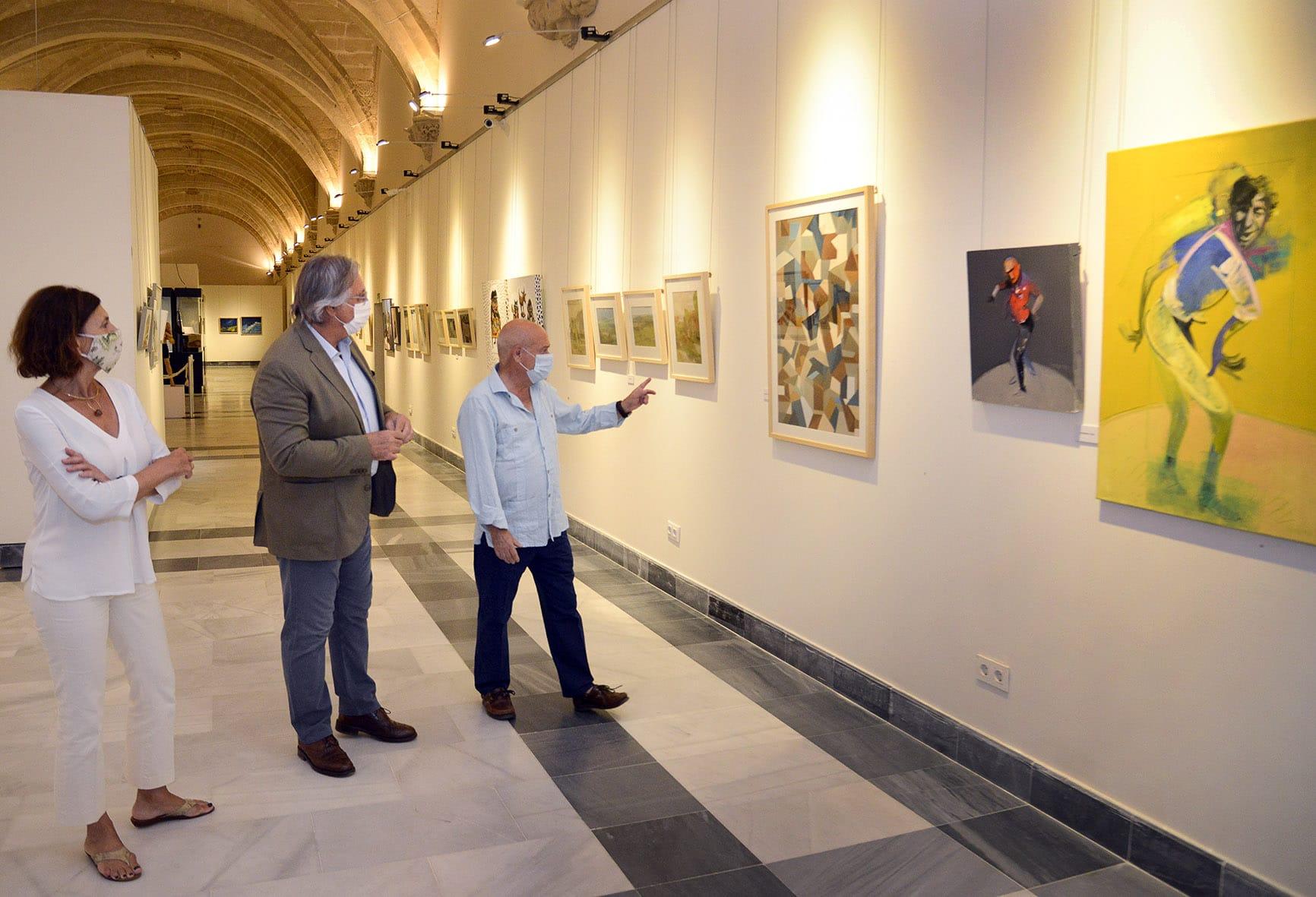 'Arte en cuarentena'