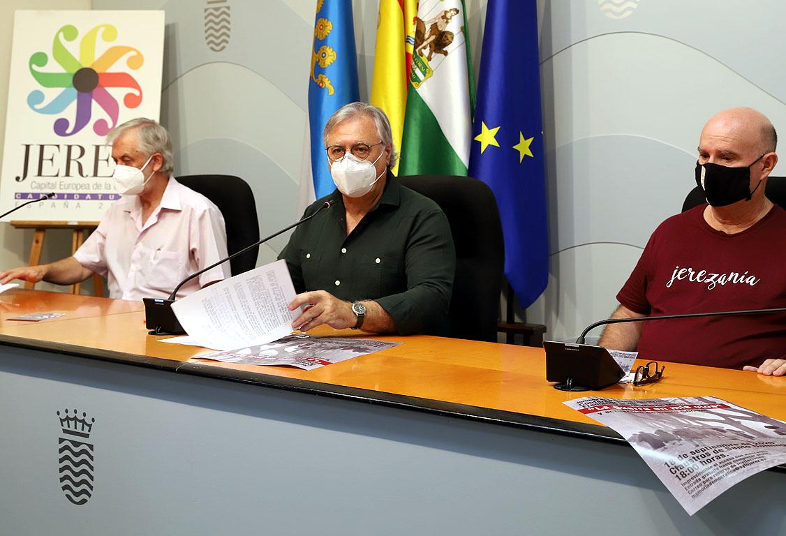 Francisco Camas Presentación