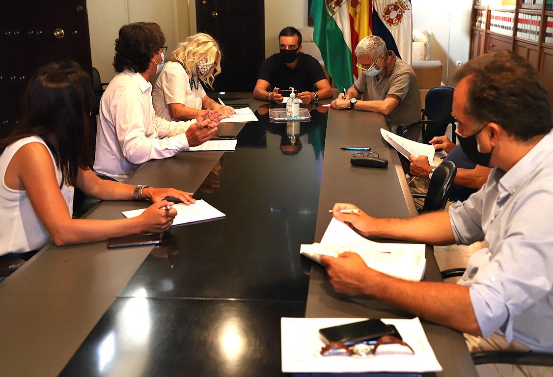Reunión JA Díaz