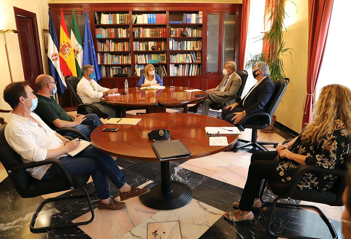 Plan Centro Histórico-reunión Horeca-Asunico