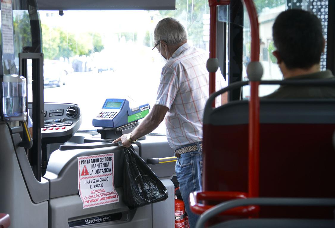 Campaña autobuses urbanos seguros