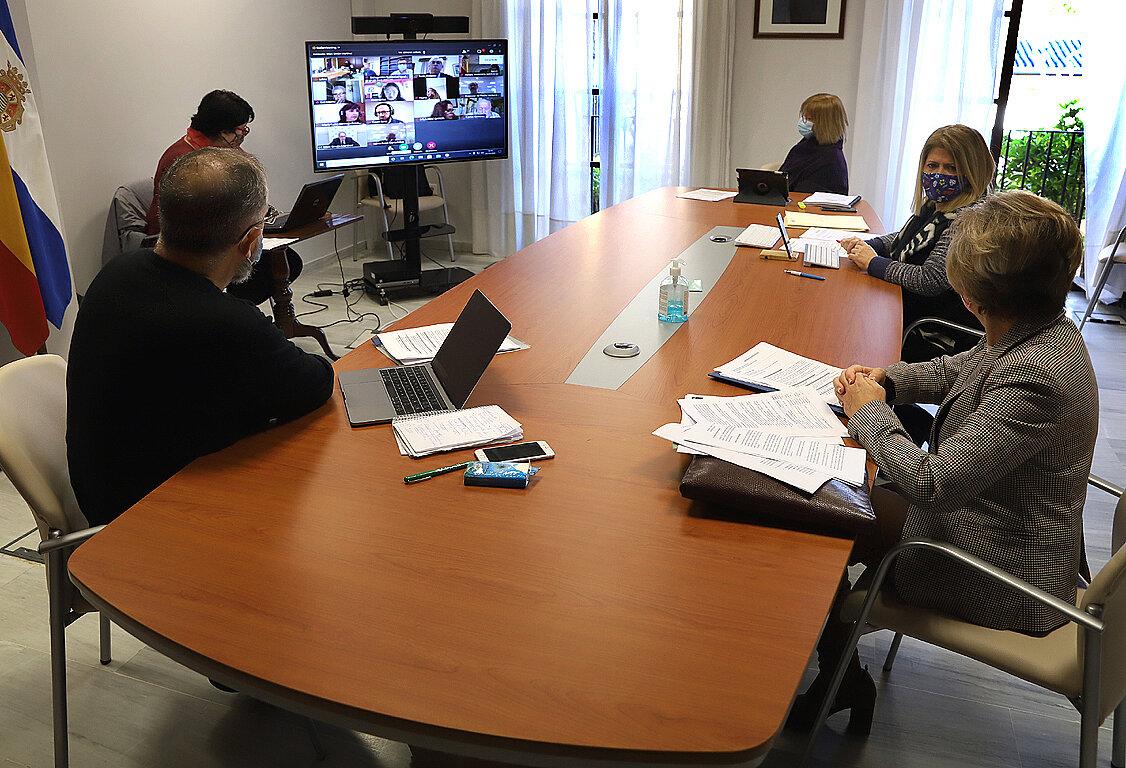 Encuentro de Relación Institucional ICI