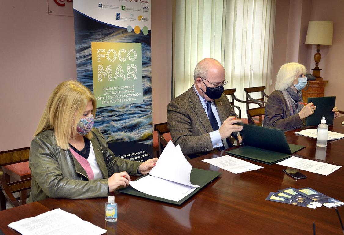 Protocolo Ayuntamiento y Puerto de la Bahía de Cádiz