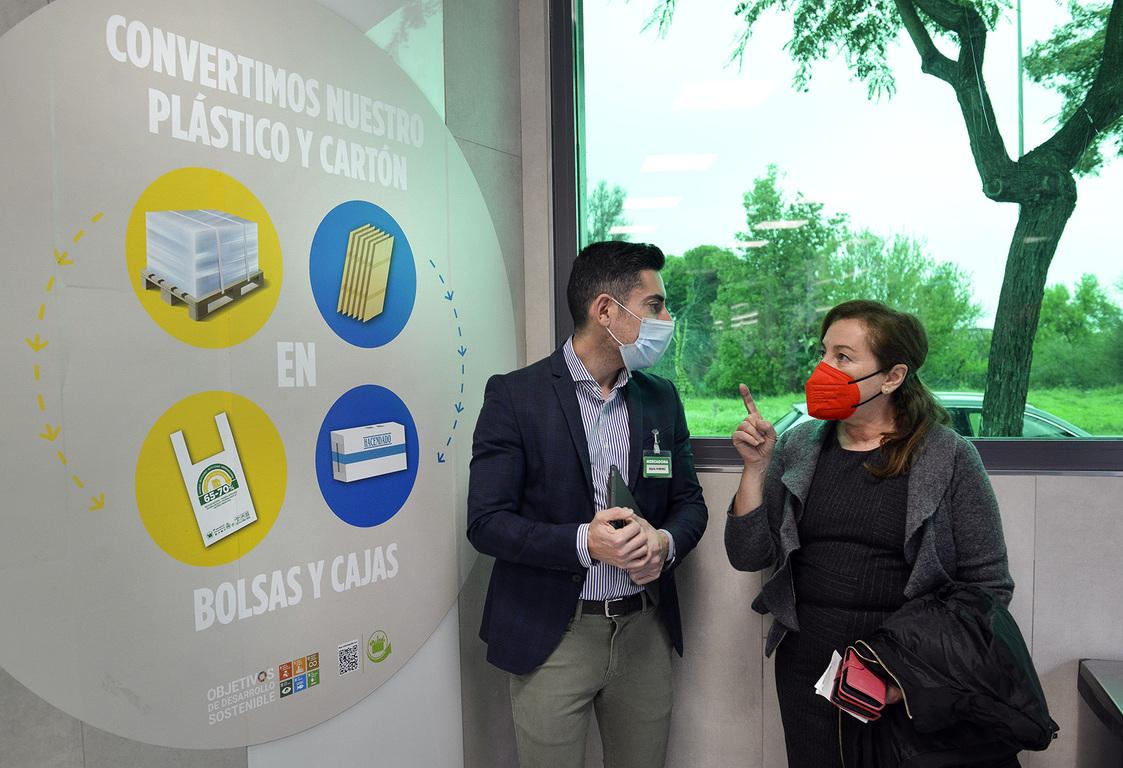 Estrategia reciclable Mercadona