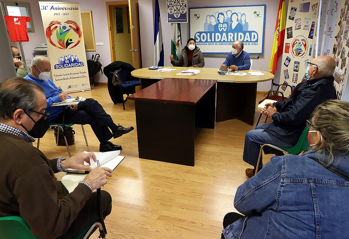 Federación Solidaridad