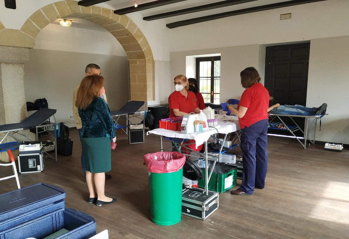Día del Donante de Sangre de Jerez