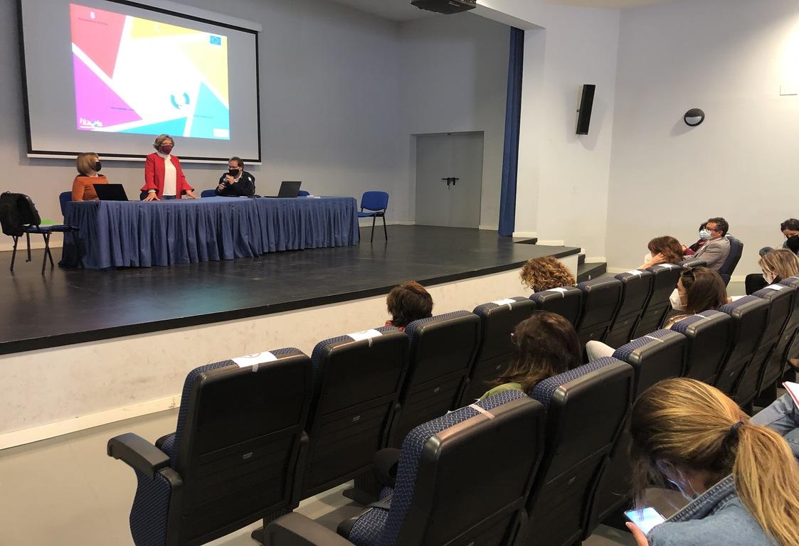 Encuentro provincial Eracis