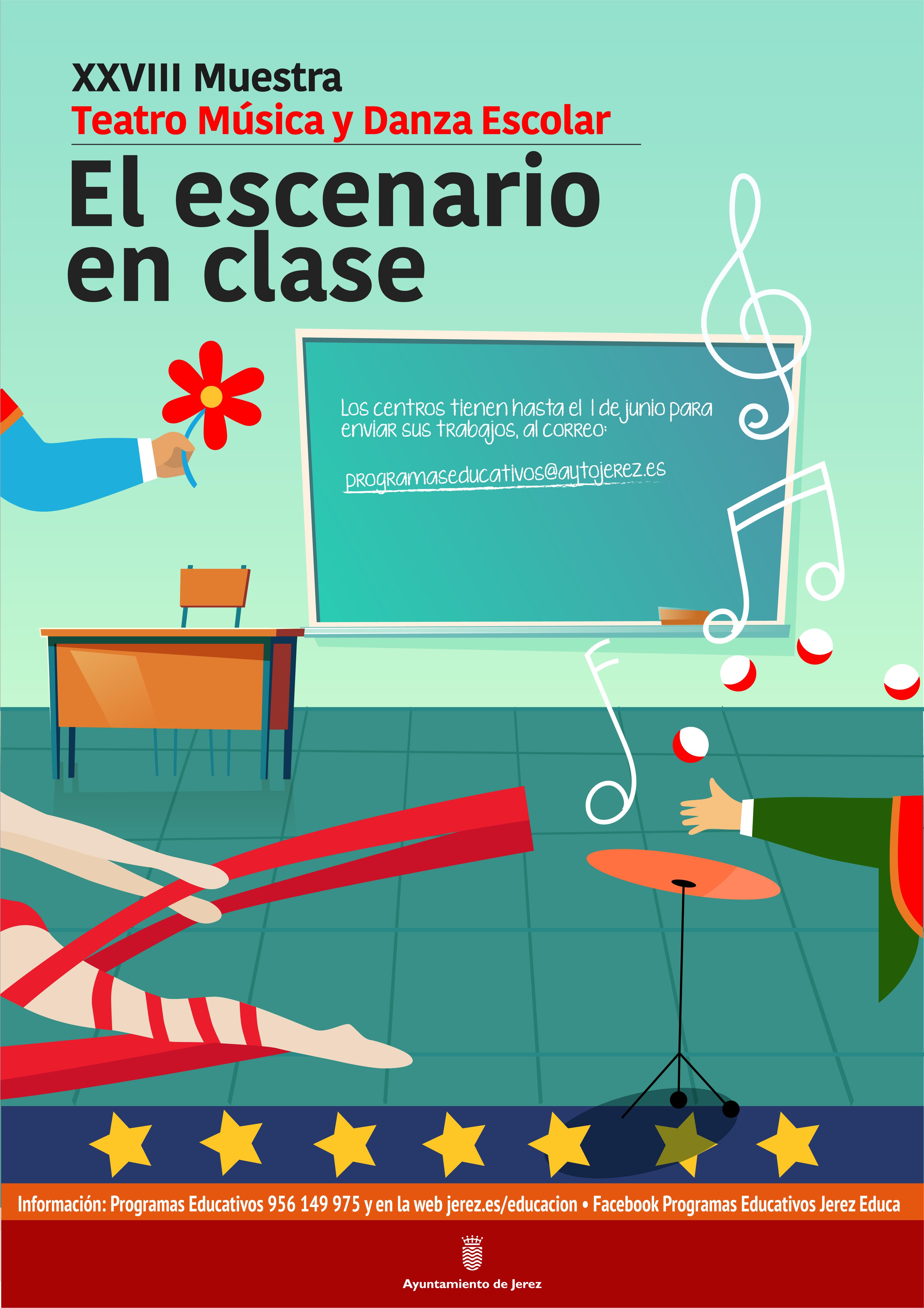 Muestra de Teatro y Danza Escolar
