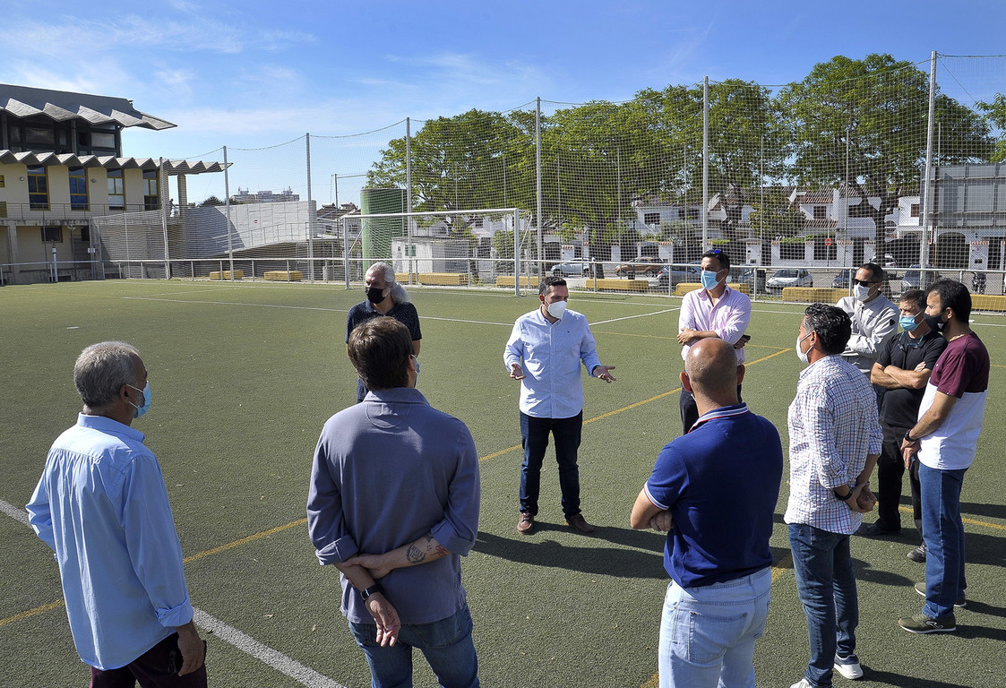 Campo de fútbol Manuel Millán