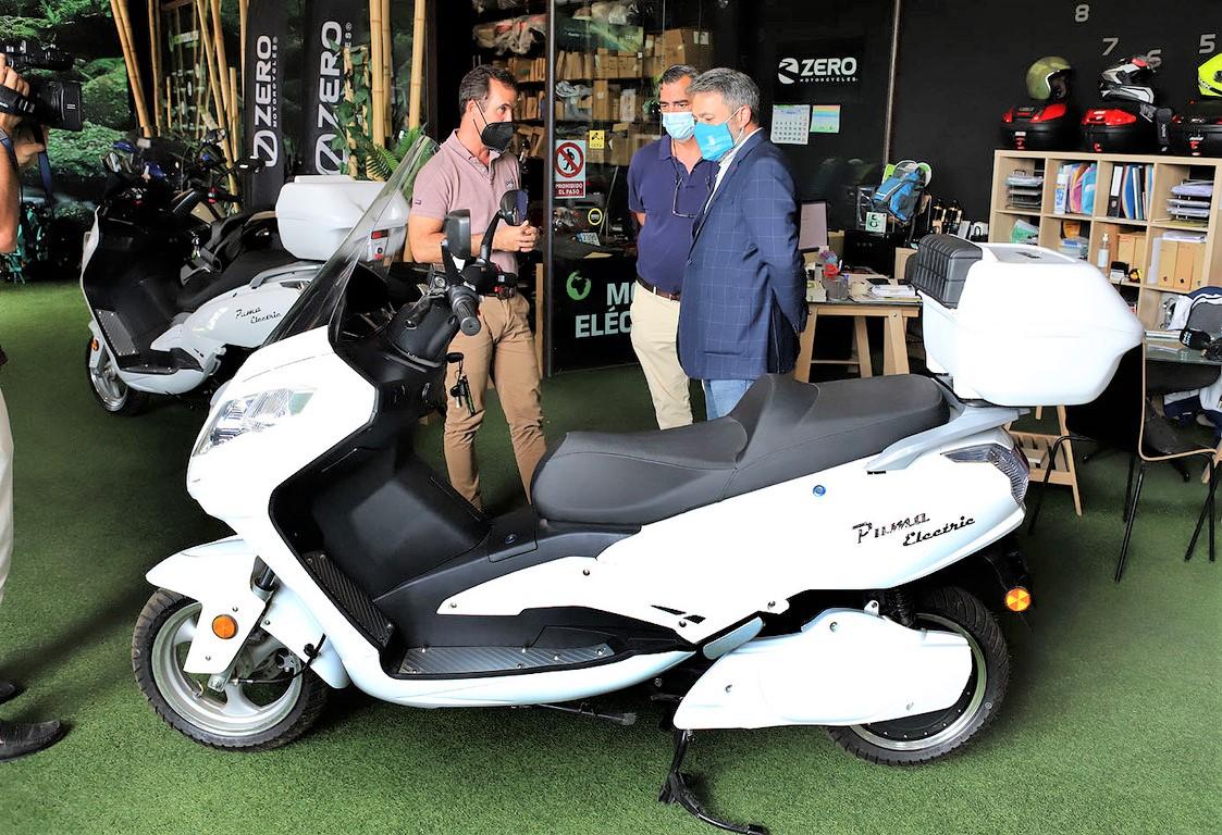 Nuevas motocicletas eléctricas